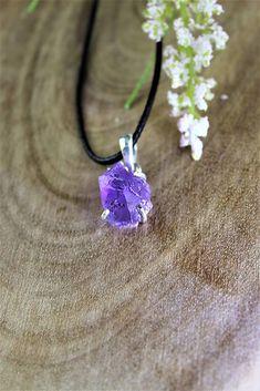 Sima-polodrahokamy / ametystový prívesok - v striebre ( drúza ametystu) Pendant Necklace, Jewelry, Fashion, Moda, Jewlery, Jewerly, Fashion Styles, Schmuck, Jewels