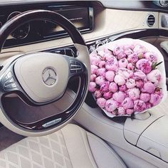Image via We Heart It #beautiful #cars #class #elegant #fashion #flowers #gift #girly #luxury #mercedes #outfits #paris #perfection #pink #present #pretty #roses #tulip #love