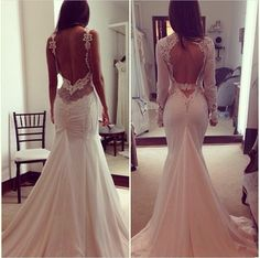 Wedding dresses !