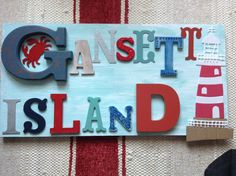 Made in honour of the McCarthys of Gansett Island by Marie Force. Look At The Book, Island, Frame, Books, Decor, Picture Frame, Libros, Decoration, Book