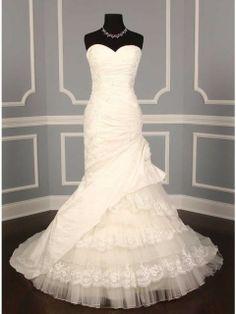 La Sposa Madeira Size 4 Wedding Dress – OnceWed.com