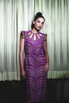 Iconic Invanity Spring/summer 2013 collection- kitenge dresses online