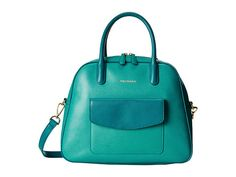 Vera Bradley Bowled Over Bag Teal - Zappos.com Free Shipping BOTH Ways