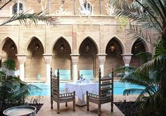 TRUST ME, YOU'LL WANT TO STAY HERE: LA SULTANA HOTEL IN MARRAKECH #ProjectInspo