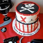 Project Nursery: Pirate Party!  Fun Ideas on this site!