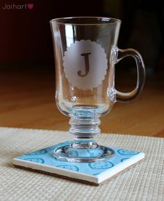 Jaihart: #etched #glass