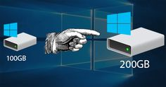 How to Easily Extend System Partition in Windows 10 Windows 10, Cube, Advice, Tech, Technology