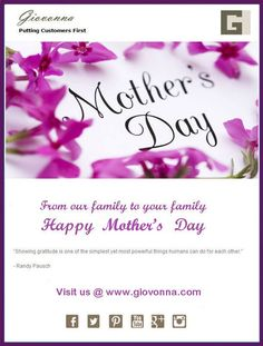 Mother's Day Gift Ideas http://giovonna.com/