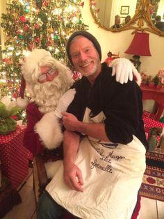 Stephen Lang ... Christmas 2014