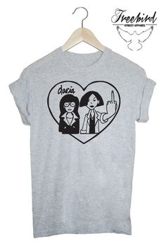 Daria and Jane - One of The Coolest Tees I Have Ever Seen!