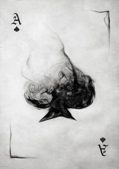 Smoking Spade
