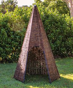 Look at this Willow Teepee Playhouse on #zulily today!