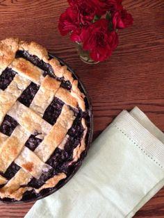 Basil and Sage Blueberries, Apple Pie, Tarts, Basil, Sage, Bakery, Cooking Recipes, Desserts, Blog
