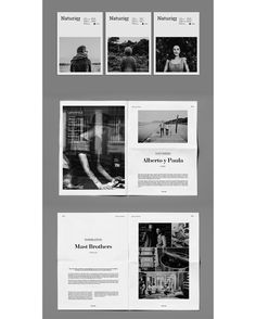 Naturier on Branding Served Portfolio Presentation, Presentation Layout, Page Layout Design, My Design, Graphic Design, Editorial Layout, Editorial Design, Poster Layout, Portfolio Layout