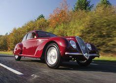 Alfa Romeo 6C 2500 Berlinetta (1939)