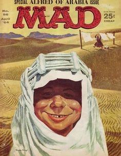 MAD Magazine Cover No. 86 April '64 | Flickr - Photo Sharing!
