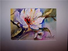 wild rose watercolor inspiration - Bing Images