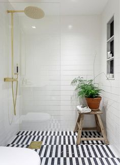 Creating a beautiful bathroom is all about the details. If you're thinking about remodeling and crave a modern look, consider incorporating some of these thirteen elements.
