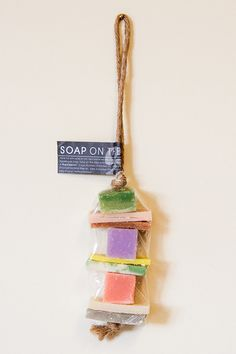 Soaps on a Rope