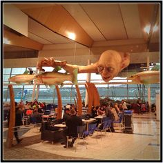 Wellington Airport Terminal Welcome