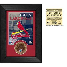 St. Louis Cardinals Infield Dirt Coin Mini Mint