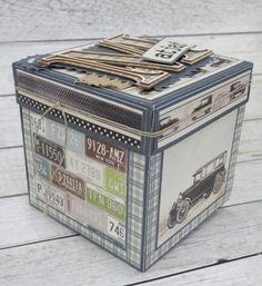 Škatlica za 50 let | NatsPaperWorld