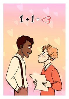 Jesper and Wylan Valentine
