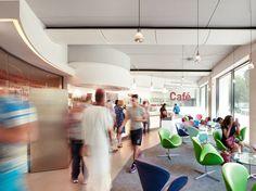 Bisset Adams - Birkbeck University Café.