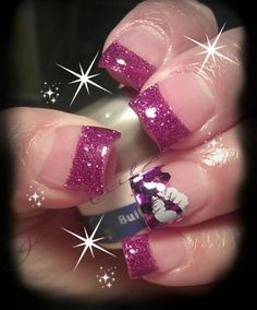 Acrylic nails by Janelle