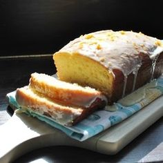 Orange Sunshine Loaf recipe