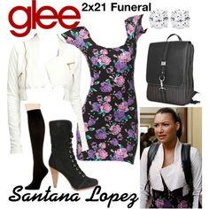 Santana Lopez (Glee) : 2x21