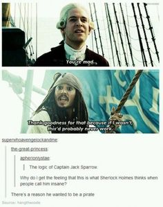 pirates of the caribbean funny gifs - Google Search Nvm this is the best line