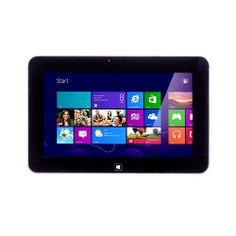 Dell XPS 10 1.5GHz 32GB 10-inch Touchscreen Tablet