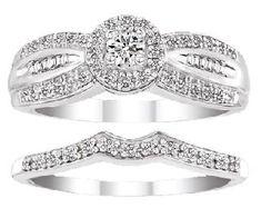 Platinaire Bridal Set