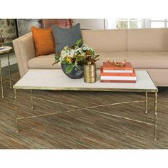 Found it at Wayfair - Spike Coffee Table