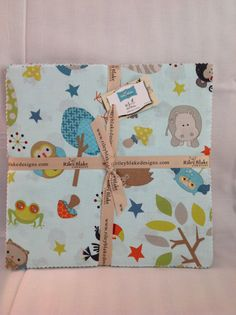 Life In The Jungle 10 Stacker Layer Cake by MeadowlarkGlenFabric, $19.00