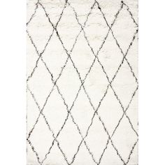Found it at AllModern - Moderna Moroccan Shag Area Rug