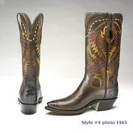1000 Images About Handmade Custom Boots Of The Month And