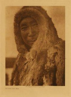 American Indians : Hooper Bay Man.