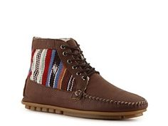 2568 Cheyenne Mocassin Bootie... not sure about these...