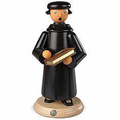 Räuchermännchen Martin Luther - 24cm