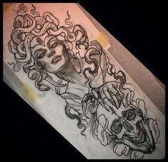 And Fletcher - Tattoo-inspiration - tattoos Tattoo Sketches, Tattoo Drawings, Body Art Tattoos, Cool Tattoos, Henna Tattoos, Tribal Tattoos, Tatoos, Inspiration Tattoos, Piercing Tattoo