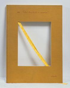 Vincenzo Agnetti Libro dimenticato a memoria, 1970