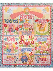 Playing with Angels Quilt Pattern