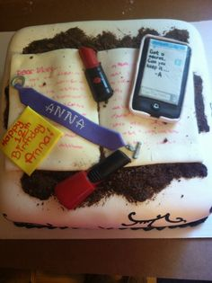 I want this cake for my b-day