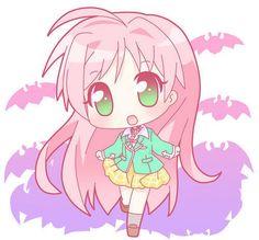 Lunany-kawaii: [IMAGENES] Chibi Anime Girl (1)