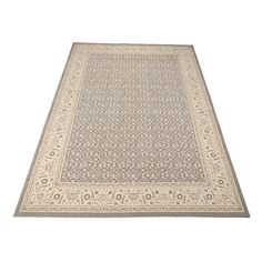 Buy John Lewis Persian Empire Rug, Silver Online at johnlewis.com John Lewis, Persian, Beach Mat, Empire, Outdoor Blanket, Dining, Rugs, Silver, Home Decor