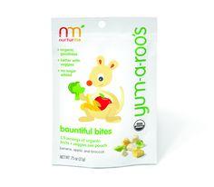 Nurturme- Yumaroos Bountiful Bites - EasyOrganics