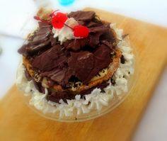 Gâteau Glacé / Iced Cake