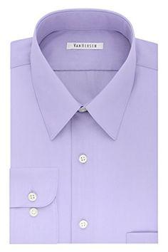 ca8759ff829fd Van Heusen Men s Size Big Dress Shirt Tall Fit Poplin